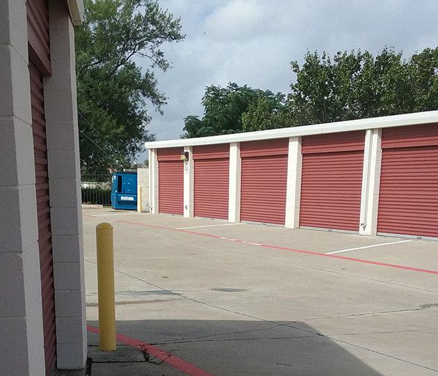 Alamo Self Storage Carrollton In Carrollton Tx 972