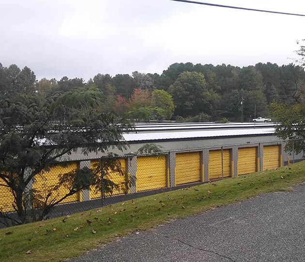 Storage In Irondale Al Mini Warehouse