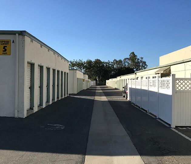 Alamo Self Storage San Luis Obispo In San Luis Obispo